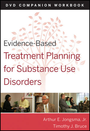 Evidence-Based Treatment Planning for Substance Abuse DVD Workbook (0470568607) cover image