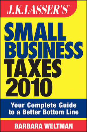Read book jk lassers small business taxes 2010 your complete guide.