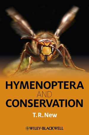 Hymenoptera and Conservation (0470671807) cover image