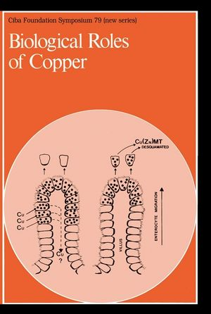 Biological Roles of Copper