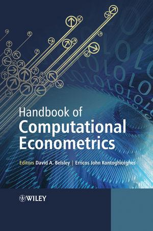 Handbook of Computational Econometrics (0470748907) cover image