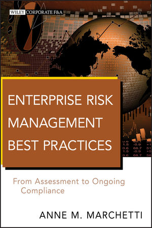 Enterprise Risk Management Best Practices: From Assessment to Ongoing Compliance (0470917407) cover image