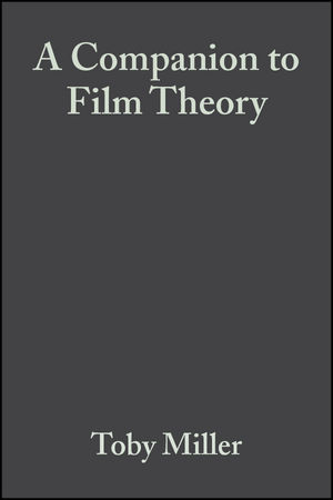 A Companion to Film Theory (0470998407) cover image