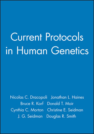 Current Protocols in Human Genetics