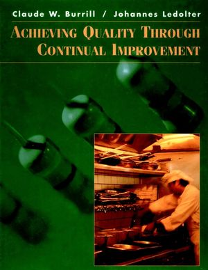 Achieving Quality Through Continual Improvement (0471092207) cover image