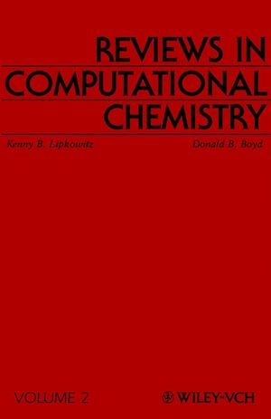 Reviews in Computational Chemistry, Volume 2 (0471188107) cover image