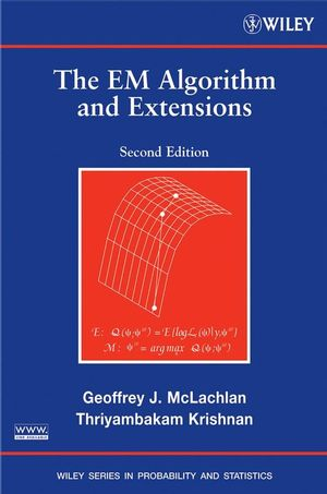 The EM Algorithm and Extensions, 2nd Edition (0471201707) cover image