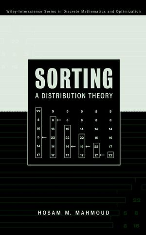 Sorting: A Distribution Theory (0471327107) cover image
