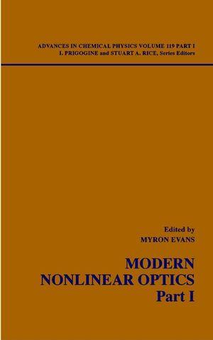 Modern Nonlinear Optics, Part 1, 2nd Edition, Volume 119