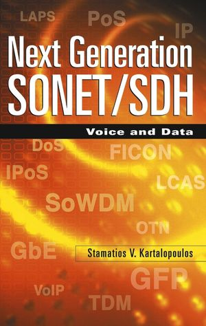 Next Generation SONET/SDH: Voice and Data (0471615307) cover image