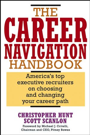 The Career Navigation Handbook (0471648507) cover image
