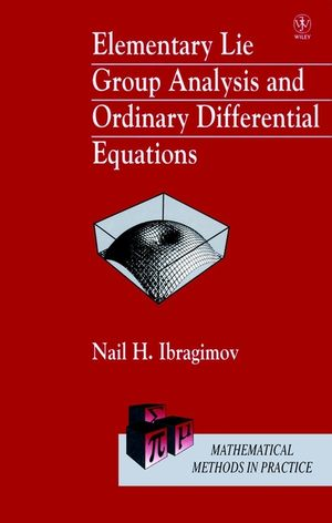 Elementary Lie Group Analysis and Ordinary Differential Equations