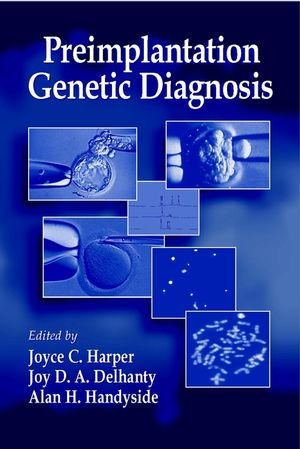 Preimplantation Genetic Diagnosis (0471985007) cover image