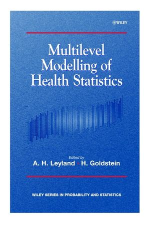 Multilevel Modelling of Health Statistics (0471998907) cover image