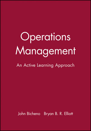 Operations Management: An Active Learning Approach