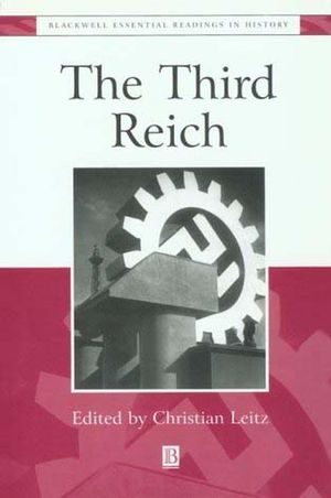 The Third Reich: The Essential Readings (0631207007) cover image