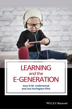 Learning and the E-Generation (0631208607) cover image