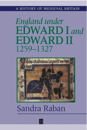 England Under Edward I and Edward II: 1259-1327 (0631223207) cover image