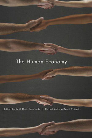 The Human Economy (0745649807) cover image