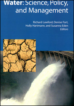 Water: Science, Policy, and Management (0875903207) cover image