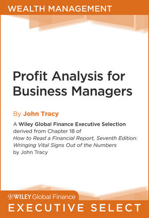 Profit Analysis for Business Managers