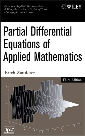 Partial Differential Equations of Applied Mathematics, 3rd Edition (1118031407) cover image