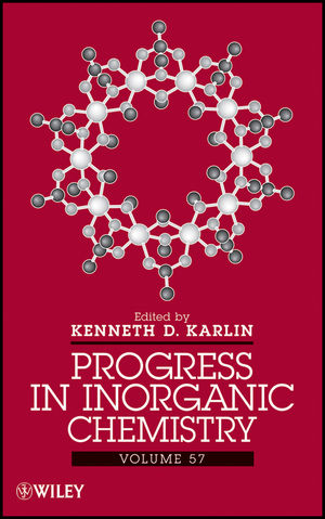 Progress in Inorganic Chemistry, Volume 57 (1118148207) cover image