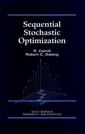 Sequential Stochastic Optimization (1118164407) cover image