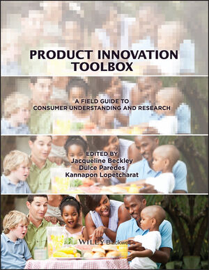 Product Innovation Toolbox: A Field Guide to Consumer Understanding and Research (1118229207) cover image