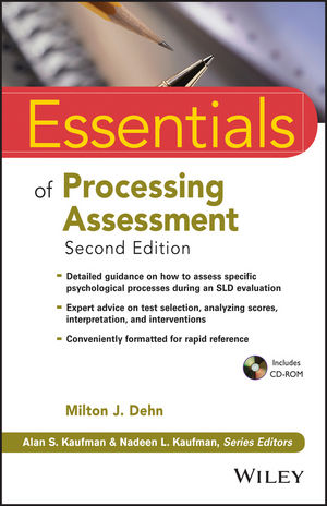 Essentials of Processing Assessment, 2nd Edition