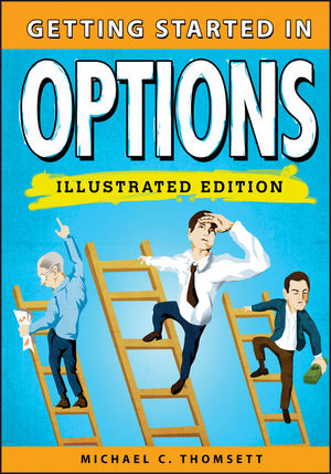 Getting Started in Options, Illustrated Edition (1118399307) cover image