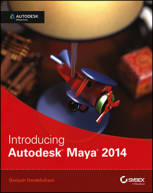 Introducing Autodesk Maya 2014: Autodesk Official Press (1118574907) cover image