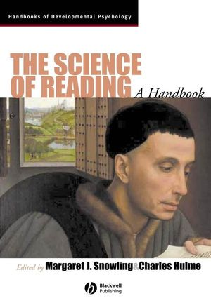 The Science of Reading: A Handbook (1118712307) cover image