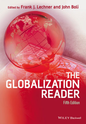 The Globalization Reader, 5th Edition (1118737407) cover image