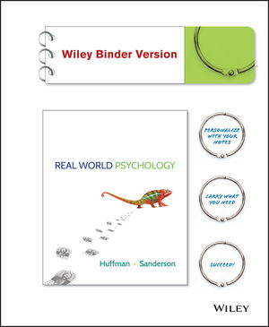 Real World Psychology (1118804007) cover image