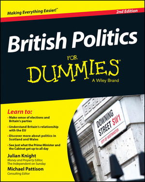 British Politics For Dummies, 2nd Edition