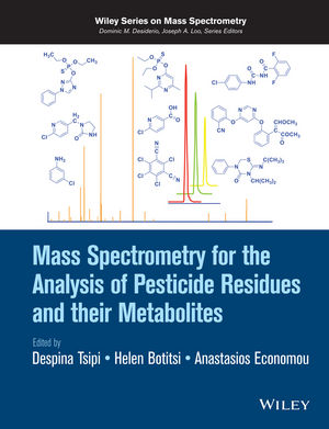 Mass Spectrometry for the Analysis of Pesticide Residues and their Metabolites (1119070007) cover image