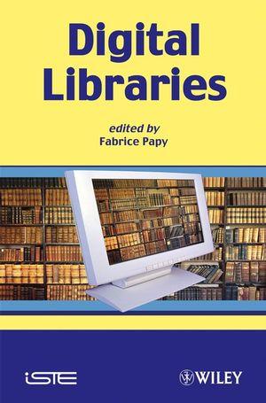 Digital Libraries (1119095107) cover image