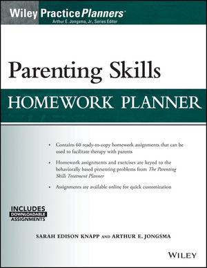 Parenting Skills Homework Planner (w/ Download) (1119385407) cover image