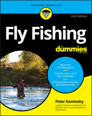 Fly Fishing For Dummies, 2nd Edition