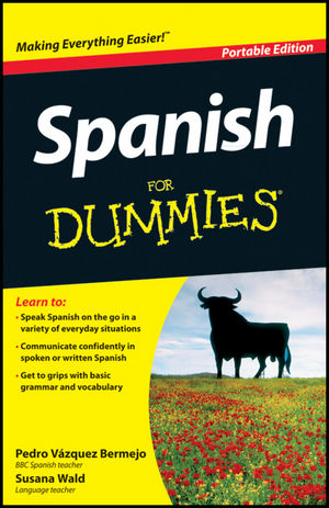 Spanish For Dummies, UK Portable Edition