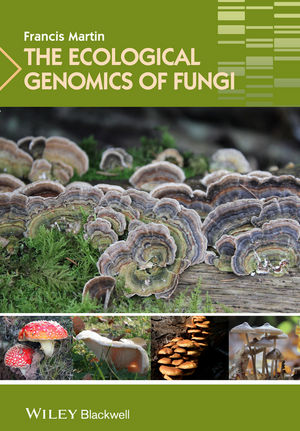 The Ecological Genomics of Fungi (1119946107) cover image