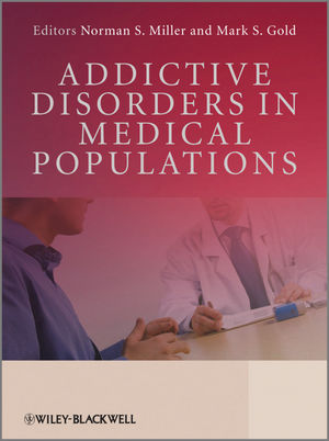 Addictive Disorders in Medical Populations (1119956307) cover image