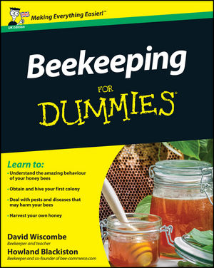 Beekeeping For Dummies, UK Edition