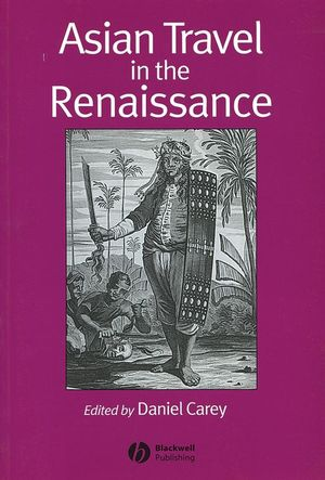 Asian Travel in the Renaissance (1405111607) cover image