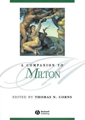 A Companion to Milton (1405113707) cover image