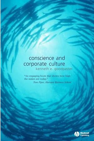 Conscience and Corporate Culture (1405130407) cover image