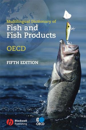 Multilingual Dictionary of Fish and Fish Products (1405157607) cover image