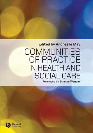 Communities of Practice in Health and Social Care (1405168307) cover image