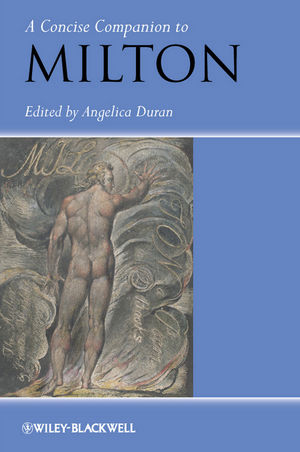 A Concise Companion to Milton (1405178507) cover image